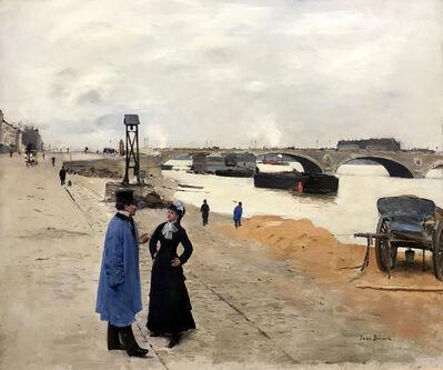 Jean Béraud, 'Le Pont de Bercy', ca. 1880