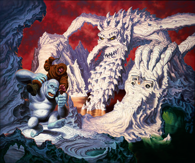 Todd Schorr, 'The Last Polar Expedition of Commander Peary', 2012