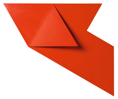 Hélio Oiticica, 'Spacial Relief V1', 1960