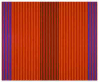 Karl Benjamin, '#1', 1978