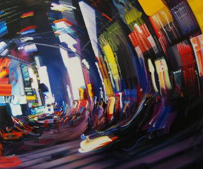 Alexandra Pacula, 'Progressive Current', 2010
