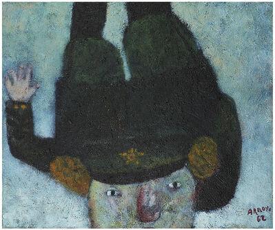 Eduardo Arroyo, 'LA CAIDA DEL TORRENTE', 1962