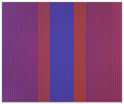 Karl Benjamin, '#17', 1977