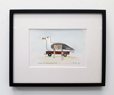 Mark Dion, 'Mobile Gull Appreciation Unit', 2008