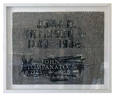 Scott Covert, 'John H. Dillinger Jr. & John Stompanato Jr. ', ca. 2015