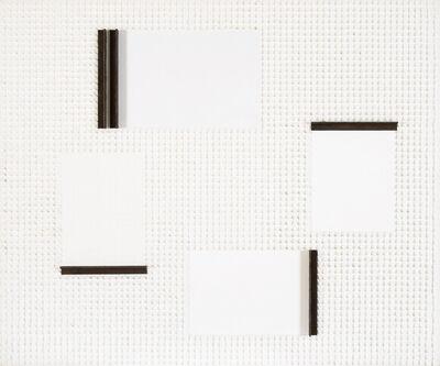PU TSONG 莊普, 'Stubborn Geometry', 2016