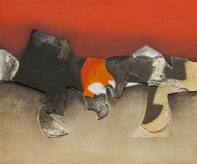 Adriano Piu, 'Eruzione', 2007