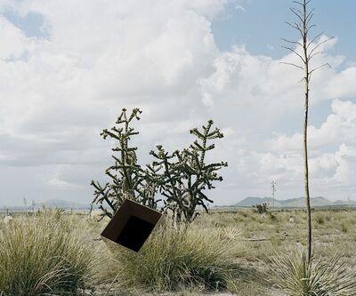Dawit L. Petros, 'Single Cube Formation No.3, Marfa, TX', 2011