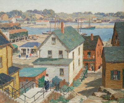 James J. Grant, 'Harbor Court, Gloucester, Massachusetts', 19th -20th Century