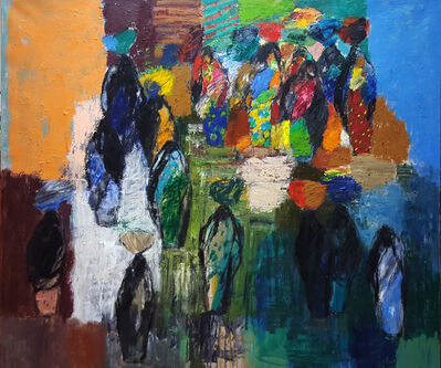 Omar Al Rashid, 'Village (4)', 2017