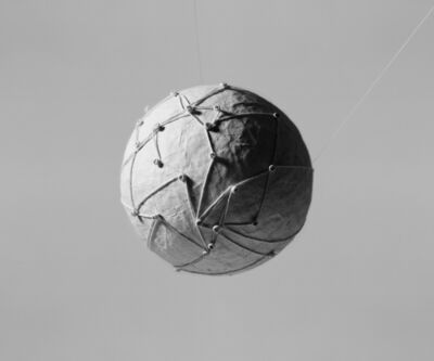 Carla Liesching, 'Field Note: Globe with string,', 2015