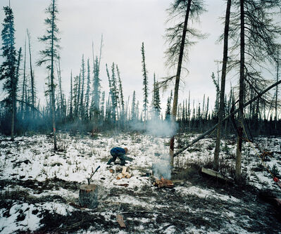 Eamon Mac Mahon, 'Bluefish Camp, Yukon', 2007