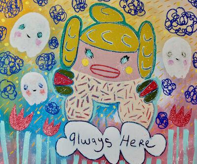 Adam Handler, 'Little Fighter Girl Is Always Here With You', 2020