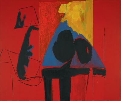 Robert Motherwell, 'The Studio', 1987