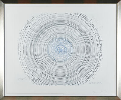 Damien Hirst, 'The Twist from In a Spin, the Action of the World on Things, Volume II', 2002