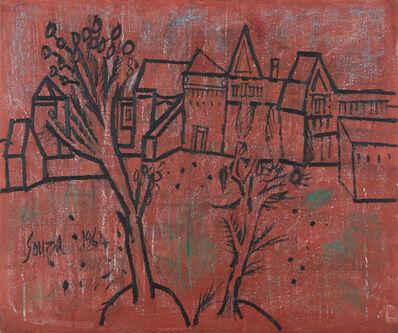 Francis Newton Souza, 'Untitled (Landscape)', 1964