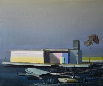 Ulf Puder, 'Der goldene Zweig', 2018