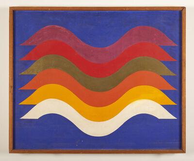Mohamed Melehi, 'Untitled', 1970-1971