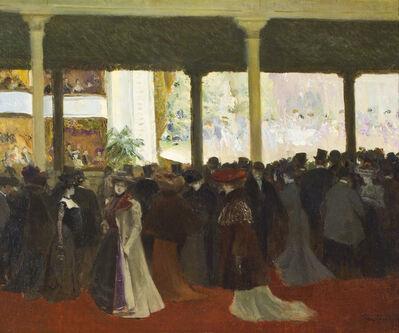 Louis Abel-Truchet, 'A L'Opera', Late 19th Century