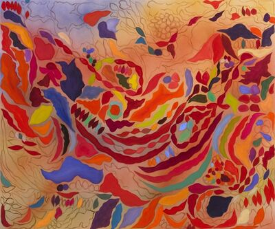 Ethel Gittlin, 'Joy Ride', 2012