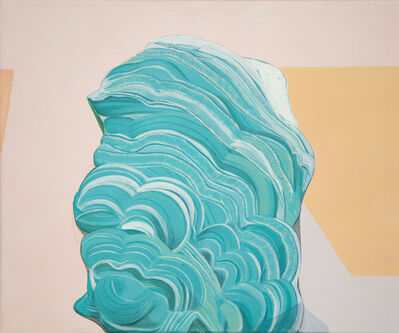 Bennie Reilly, 'Teen Dream Aquamarine', 2017