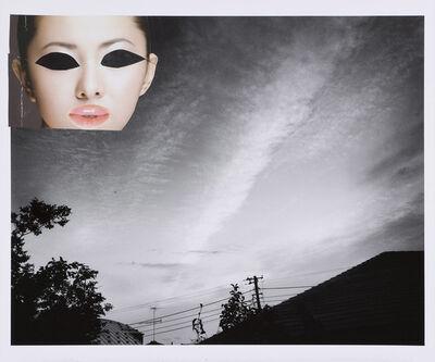 """Nobuyoshi Araki, '""""2THESKY my Ender""""', 2009"""