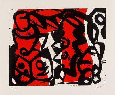 Charlie Hewitt, 'Untitled-J', 1985