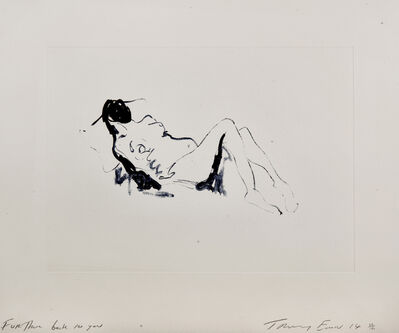 Tracey Emin, 'Further Back To You', 2014