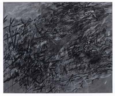 Julie Mehretu, 'Campaign (letter form, second)', 2014