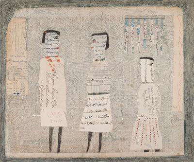 Anne Rothenstein, 'Three Figures ', 2014