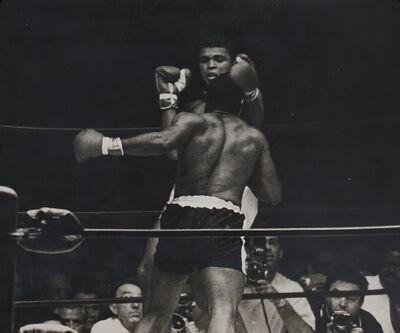 Gerry Cranham, 'Muhammad Ali v Floyd Patterson, Las Vegas, United States, 1965'
