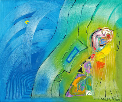 Soile Yli-Mäyry, 'Asphalt Light', 2016