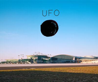 Adam Neese, 'UFO (Airport Unknown)', 2014