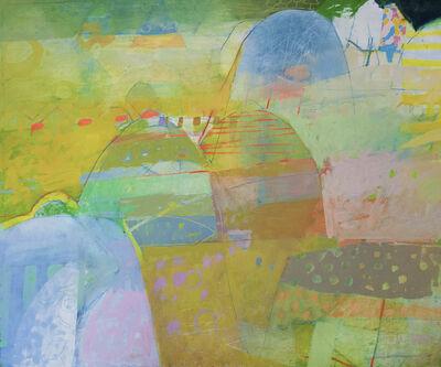 David Bender, 'sacred garden', 2016