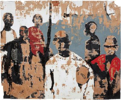 Armand Boua, 'Le Mendiant', 2014