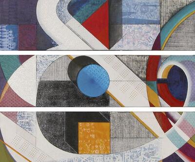 Walter Kraft, 'Viereck, Kreis, Dreieck im &', 2015