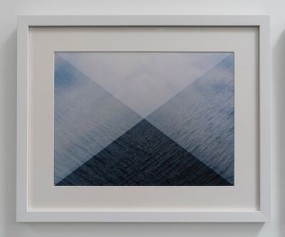 "Reza Nadji, '""Untitled"" from the series, ""Oceanscapes""', 2018"