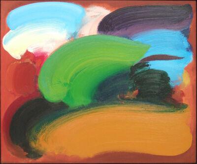 William Tillyer, 'Untitled (English Landscape)', 1989
