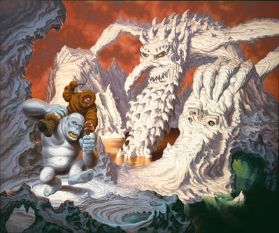 Todd Schorr, 'The Last Polar Expedition of Commander Peary', 2011