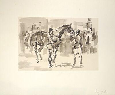 José Luis Rey Vila, 'Horse and Horseman', 1950s