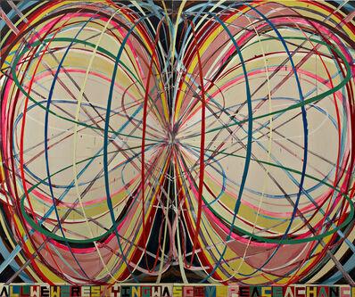 Jules de Balincourt, 'Allweweresayingwasgivepeaceachance', 2006