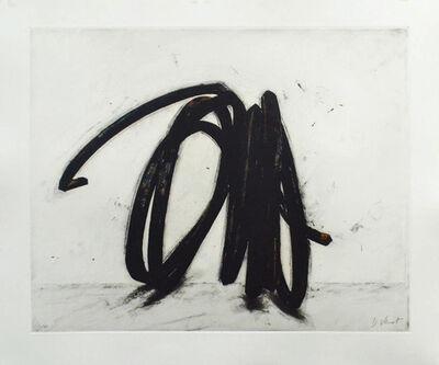 Bernar Venet, 'Indeterminate Line II', 2016