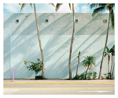 George Byrne, 'Green Wall Miami  ', 2019