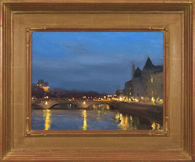 Jesse Powell, 'Paris, Pont Neuf', 2018