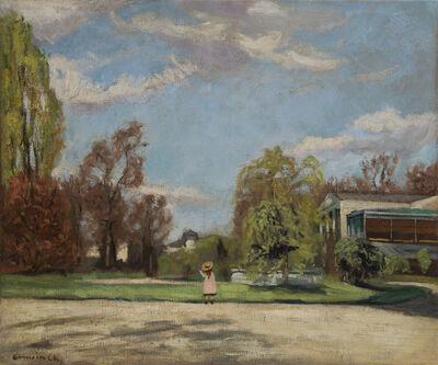 Charles Camoin, 'Promenade au parc', ca. 1903