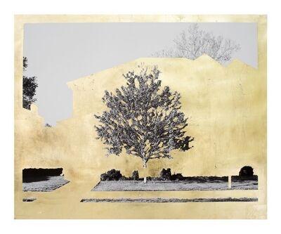 Daniel Ballestros, 'Gold Leaf Tree No. 004', 2018