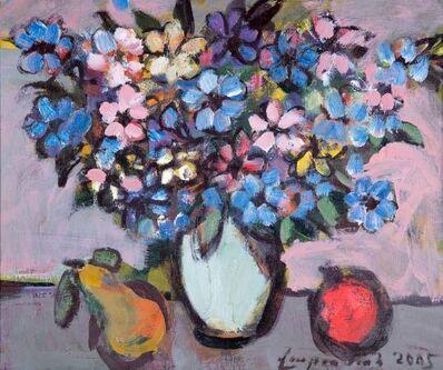 Varoujan VARDANIAN, 'Still life with flowers', 2005