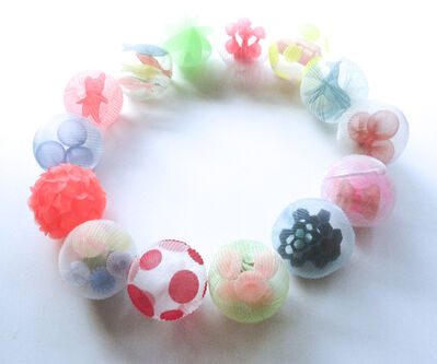 Mariko Kusumoto, 'bubble necklace 2', 2020