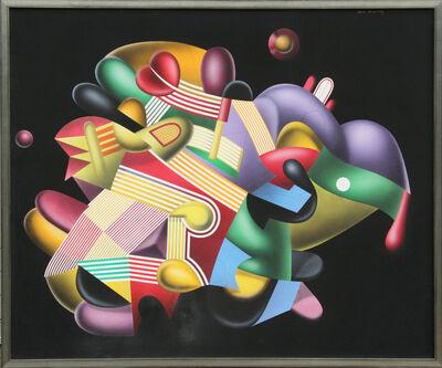 Yankel Ginzburg, 'Candy Store', ca. 1985