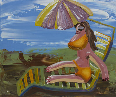 Amber Boardman, 'Adult Diversion', 2015
